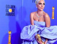 acc2a38a Lady Gaga deslumbra con una joya de Tiffany valorada en 5 millones de  dólares