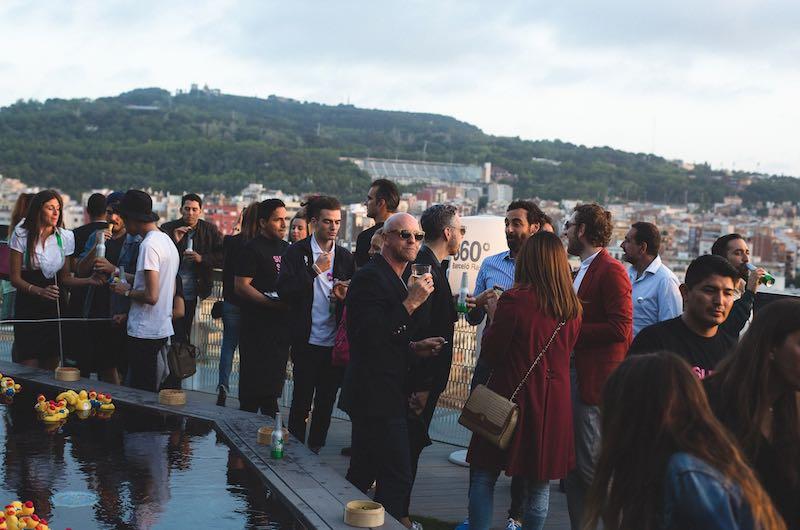 El Hotel Barceló Raval Inaugura Su Terraza 360º Con Una Gran