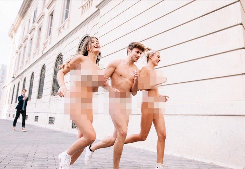 Dulceida Jessica Goicoechea Y Sergio Carvajal Se Desnudan En
