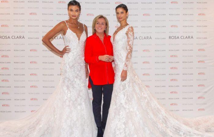 a47d5b76c3 Rosa Clara volverá a reinar en la Barcelona Bridal Fashion Week con su  esperado desfile rodeada de celebrities e influencers